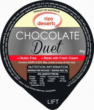 Chocolate Duet