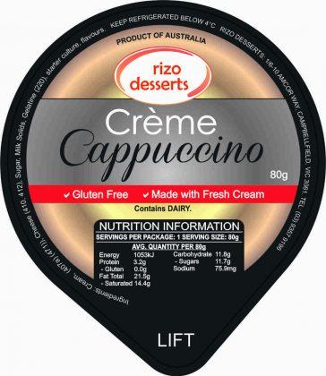 Creme Cappuccino