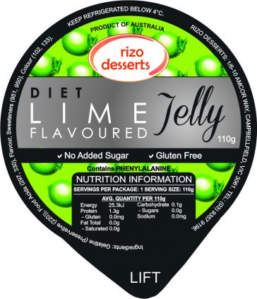 Diet Jelly
