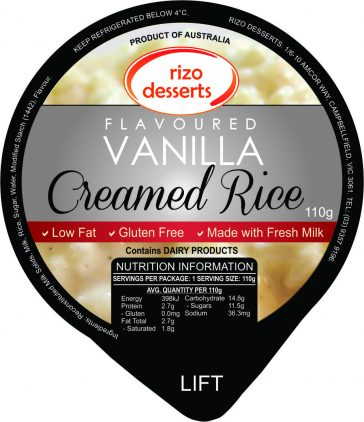 Creamed Rice