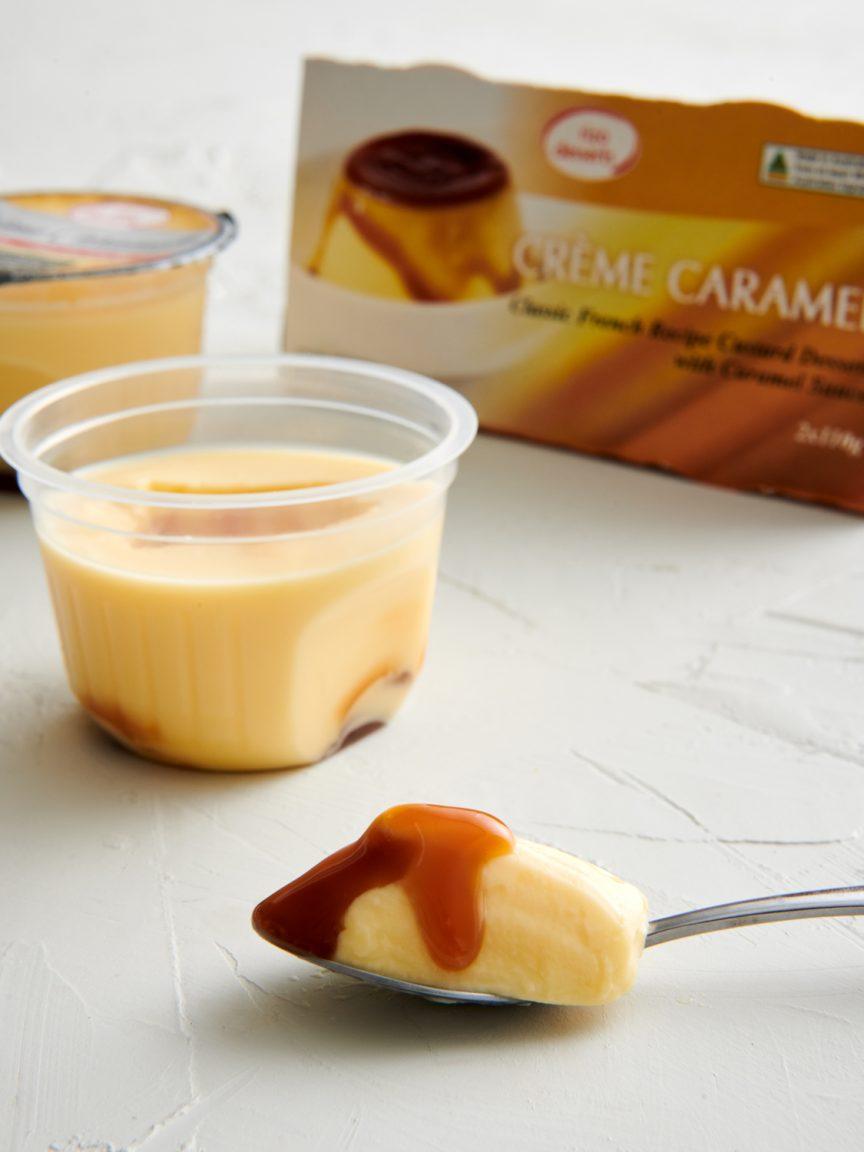 Creme Caramel